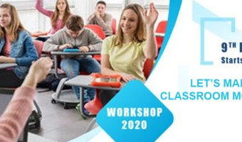 Workshop Announcement: Let's Make Your Classroom  More Engaged